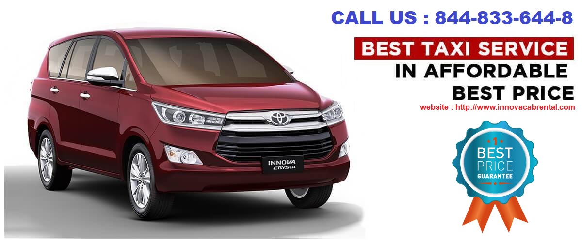 Innova Taxi on rent for Almora Uttarakhand